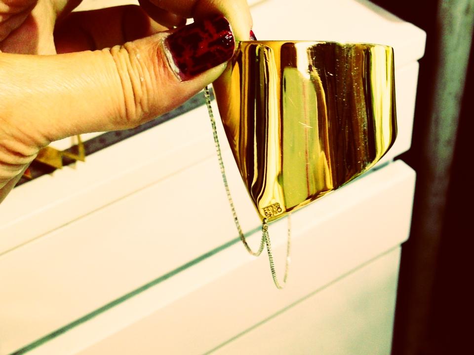 The cuff bangle♥